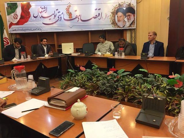 جلسه شورای ورزش اهواز برگزار شد+گزارش تصویری