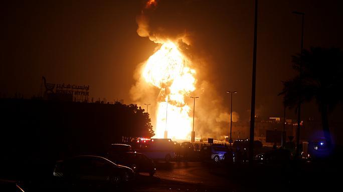 بحرین: انفجار خط لوله نفت بحرین،کار ایران بود