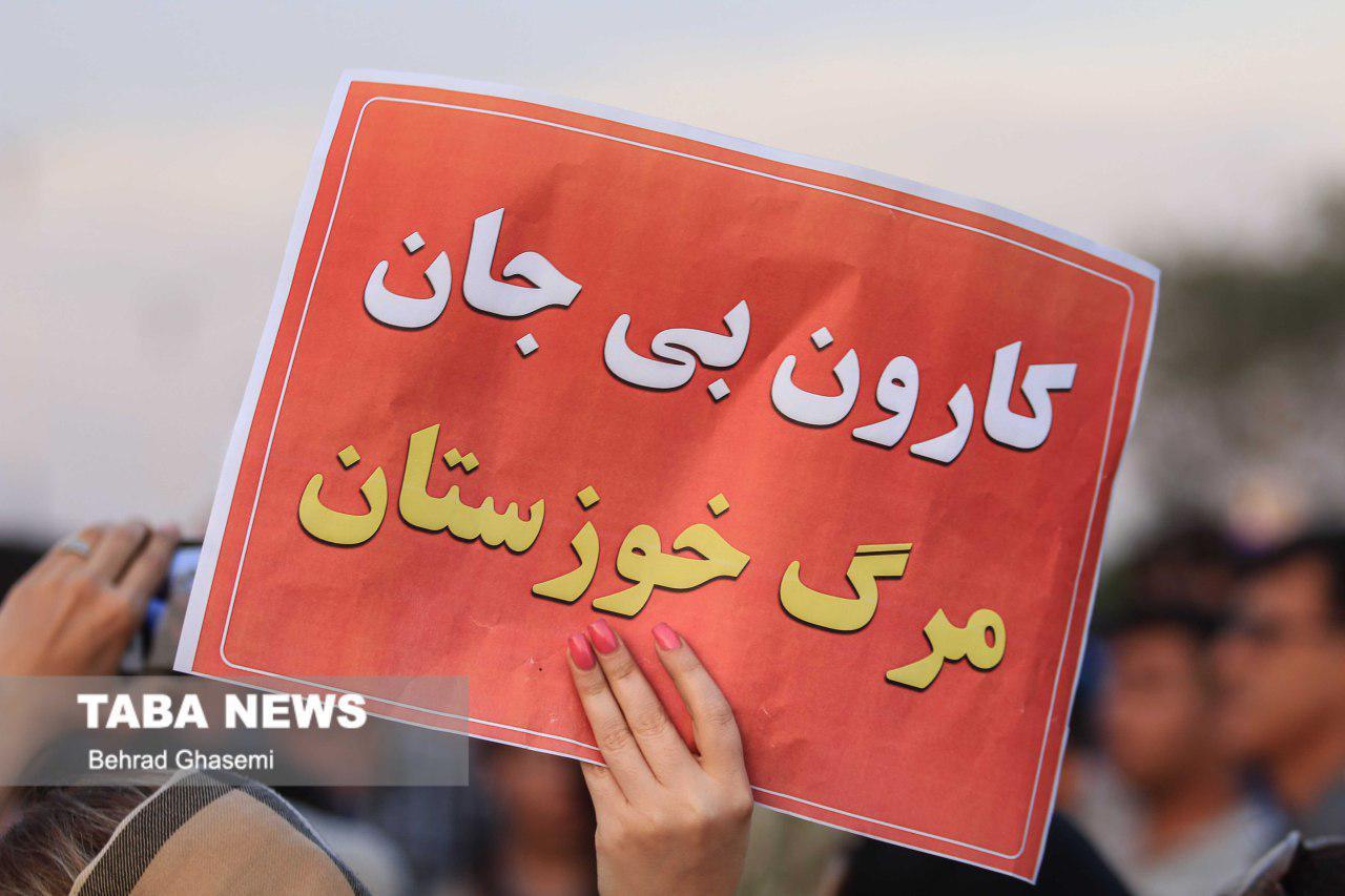 اگر نمایندگان خوزستان تلاش نکنند؛ انتقال آب کارون انجام می شود