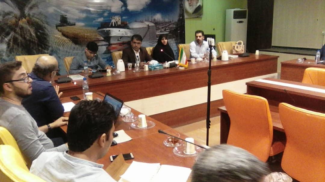 آسیب شناسی انجمن های فرهنگی و هنری بندرماهشهر برگزار شد