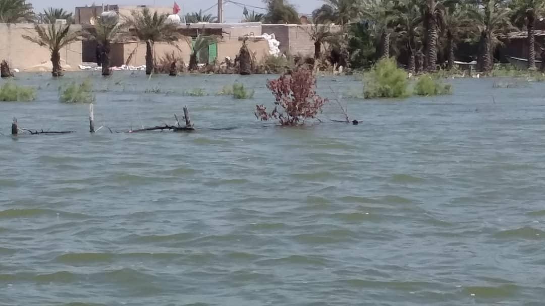 کرخه و ورودیهای هورالعظیم، اصلیترین نقاط کنترل سیلاب
