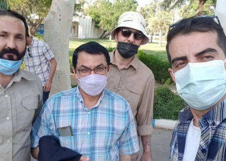 گزارش تصویری از سفر یک روزه اصحاب رسانه به سد کرخه و دز