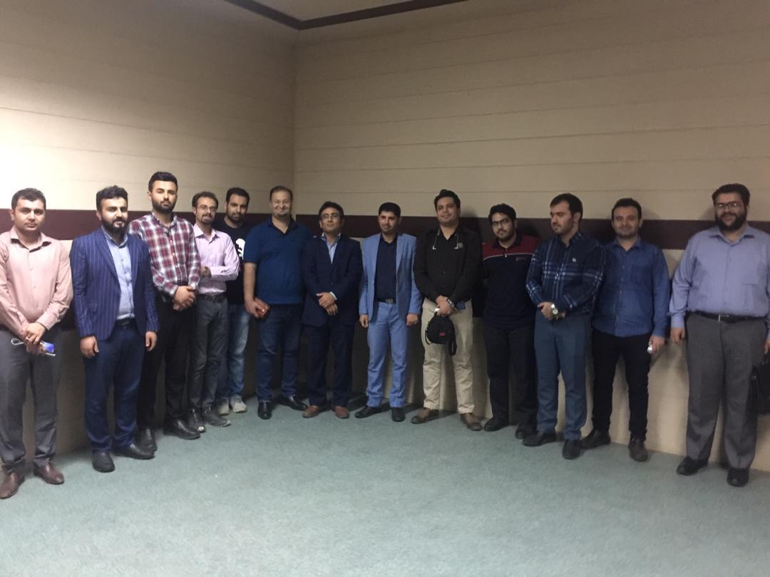 اعضاء هیات رئیسه مجمع انتخاباتی جوانان خوزستان معرفی شدند