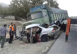 فوت ۲۲ نفر در سوانح رانندگی خوزستان