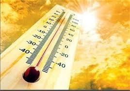 دمای استان افزایش می یابد