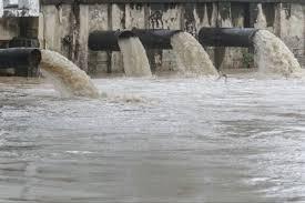 تخلیه فاضلاب شهری اهواز از ۱۳ محل به رودخانه کارون