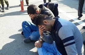 دستگیری اعضای باندهای سرقت مسلحانه در ماهشهر