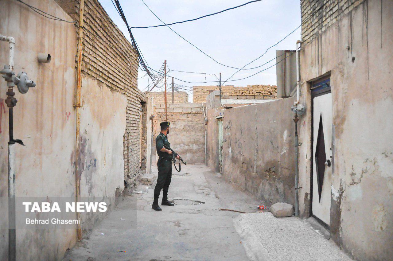 طرح ارتقا امنیت اجتماعی شهرستان آغاجاری اجرای می شود