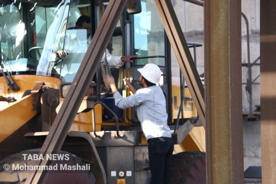 هوشیاری در فولاد خوزستان؛ زمینه حذف موانع تولید